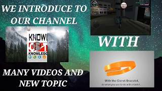 Knowledge of Tech Channel Trailer