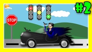 Learn Traffic Signs With Street Vehicles and Trucks for Children #2 by JeannetChannel