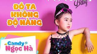 Candy Ngọc Hà tập đàn bài Độ Ta Không Độ Nàng