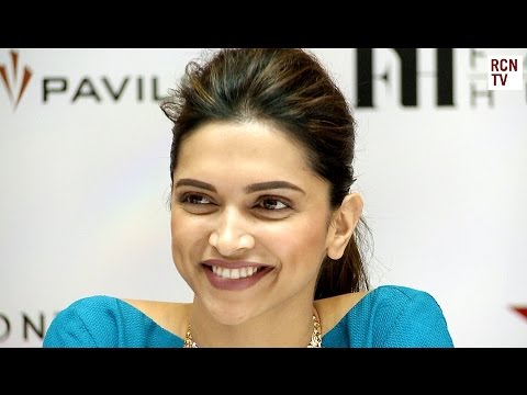 Deepika Padukone Interview Happy New Year Press Conference