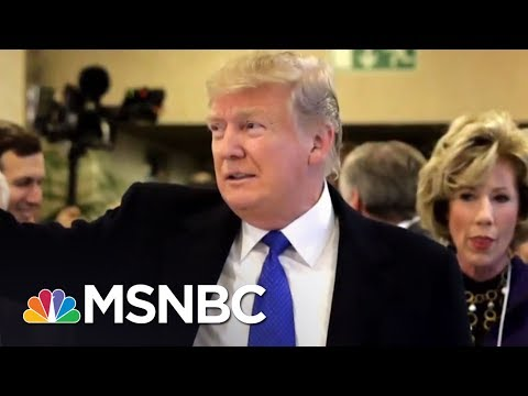 Big Russia News Breaks (Again) With Donald Trump Overseas | The 11th Hour | MSNBC