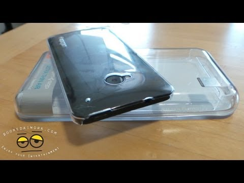 Spigen HTC One Ultra Thin Air Case Review