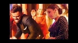 Virat Kohli and Anushka Sharma Dance On Bhojpuri Song.