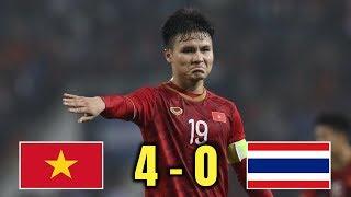 Thắng thuyết phục U23 Thái Lan 4 - 0 : Quang Hải nói đây sẽ là lời khẳng định cho tương lai Việt Nam