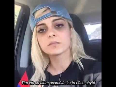Bebe Rexha - Human (a song about social media) CZ TITULKY