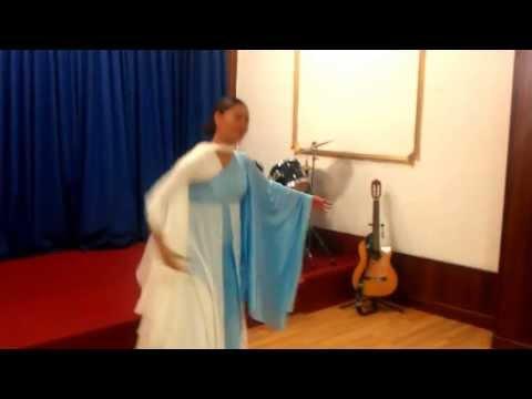 Danza Anhelo conocerte espiritu santo