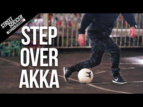 Learn Insane Street Football Skills - Skill 8