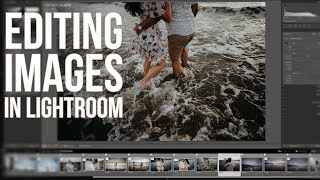 Portrait Editing Workflow - How I edit my Portraits in Lightroom Classic