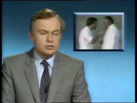 BBC 9 O'Clock News - 9/12/1987 -(1/3)