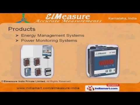 Power Monitoring Systems by Elmeasure India Private Limited Bengaluru