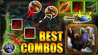 BEST INSTA KILL COMBO ! Ability Draft Dota 2