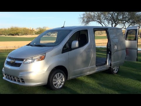 Chevy Express Van >> 2015 Chevy City Express Van: Everything You Ever Wanted to Know - YouTube
