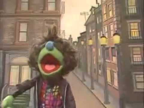 Sesame Street - Country In The City