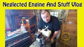 Powder Coating Oven Projects And A Honda Scrap Engine Will It Start Vlog