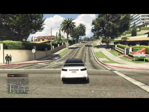 Grand Theft Auto V         Being a law abiding Gamer