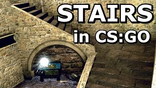 Stair Clipping in Counter Strike