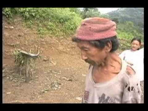 Nepali village life.