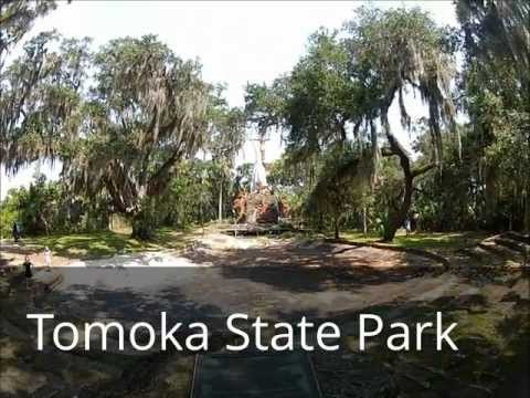 Tomoka State Park, Ormond Beach, Florida, USA