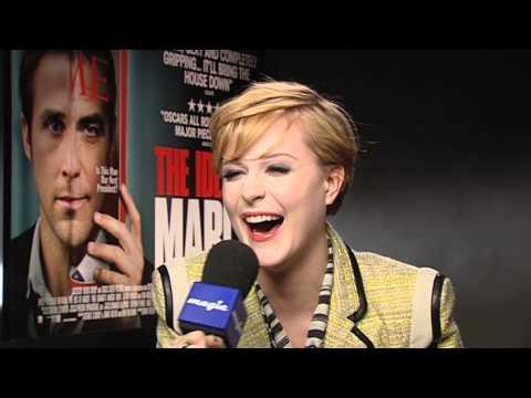 Jamie meets... Evan Rachel Wood