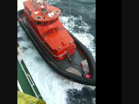 ARRC launch and recovery trials Aberdeen.wmv