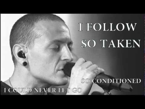 Linkin Park - LOST IN THE ECHO (Lyrics on screen) Full HD