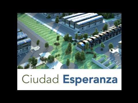 Ciudad Esperanza , City of Hope 640 Manzanas Cuarta parte de Tegucigalpa