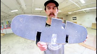 THE WORST SKATEBOARD EVER! / Don't Break It!
