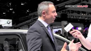 BMW Concept Active Tourer in diretta dal Salone di Parigi 2012