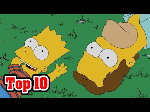 Top 10 Facts About The Simpsons