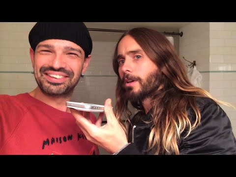 VyRT: Carnivores Tour - JARED LETO + TOMO MILICEVIC OF THIRTY SECONDS TO MARS
