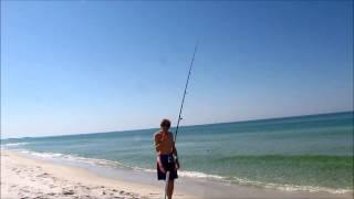 Fishing On Okaloosa Island