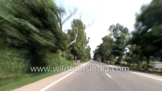 Driving from Garhshanker to Ropar - Part 1