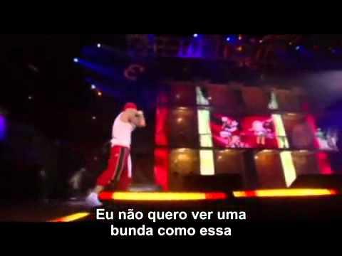 Eminem   Ass Like That Live Zuando Mariah Carey Legendado Pt Br video