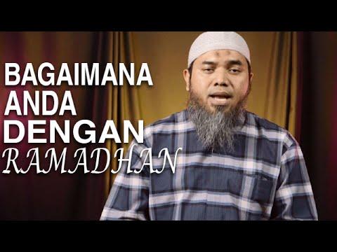Tausiyah Ramadhan 15: Bagaimana Anda Dengan Ramadhan - Ustadz Afifi Abdul Wadud