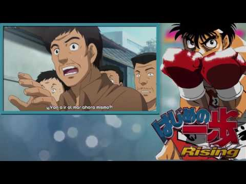 Hajime No Ippo Rising 1 Sub Español Temporada 3 thumbnail