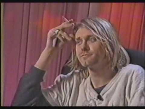 Kurt Cobain Interview 1993 Part 4 Final