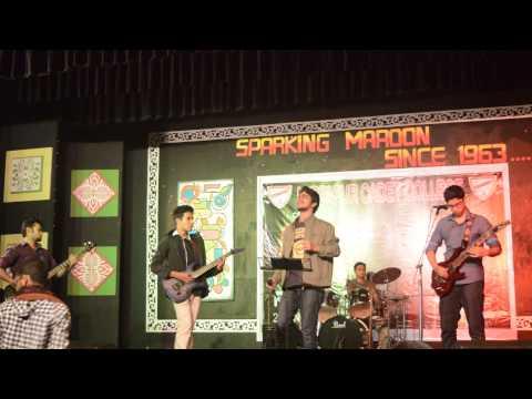 Tumi Ki Sara Dibe- Black Covered By Meca Band video