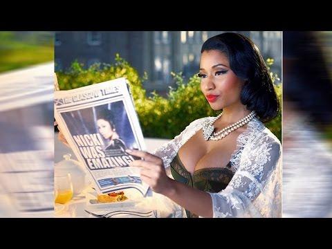 Nicki Minaj Rules the World as Queen! - MTV EMA Promo Clip
