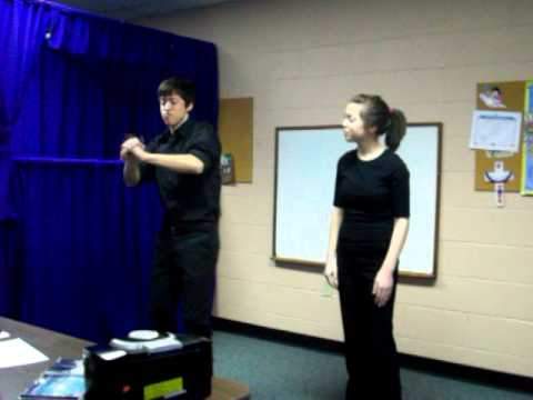 Lost & Found: American Sign Language Group- Sectional Fine Arts 2011