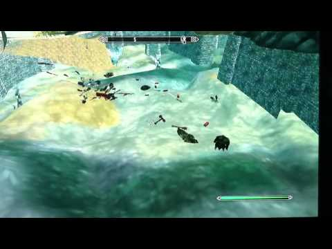 Skyrim Gold Bug (nach Patch) (Ps3)