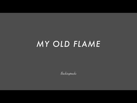My Old Flame - Jazz Guitar Backing Track Play Along Jazz Improvisation