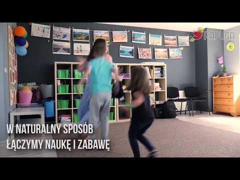 Nauka Języka Angielskiego Dla Dzieci - Papuga