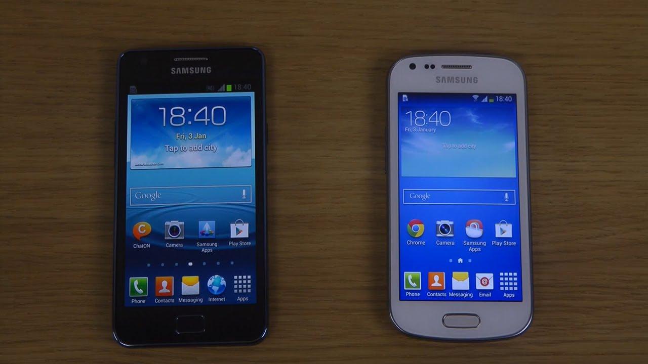 Galaxy Trend Plus Wallpaper Samsung Galaxy Trend Plus vs