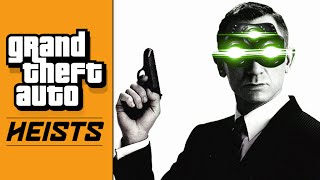 SPY HARD - GTA Heists: Humane Labs Raid Finished!