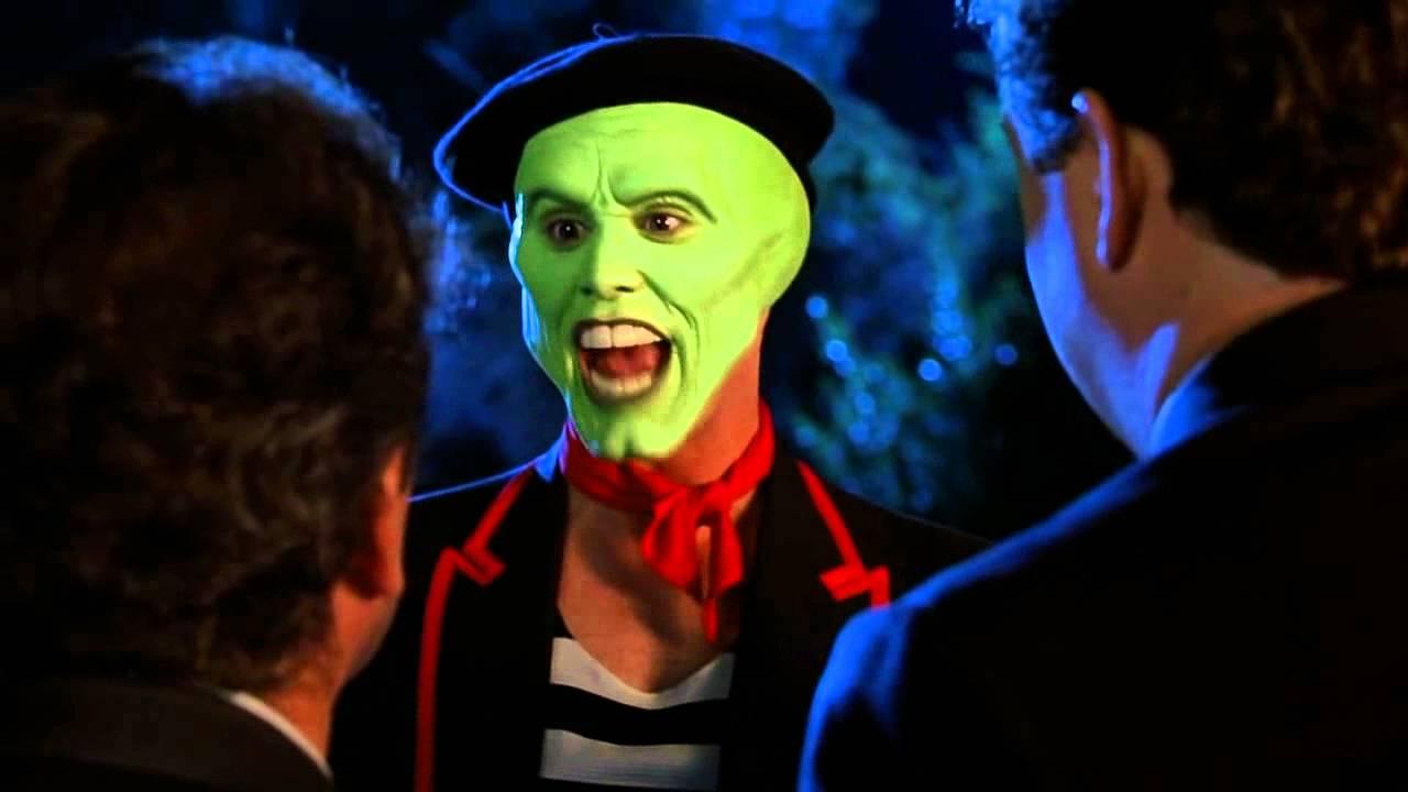 The Mask Jim Carrey 1994
