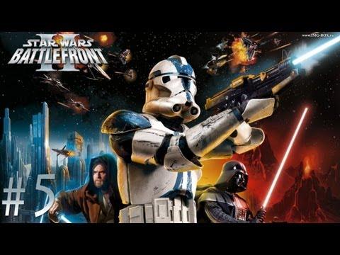 Прохождение Star Wars: Battlefront 2, Первая Линия Защиты/Космос Кашиика (5).