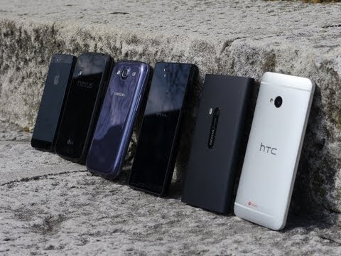 Camera comparison: HTC One vs Lumia 920 vs iPhone 5 vs Galaxy S III vs Xperia Z vs Nexus 4