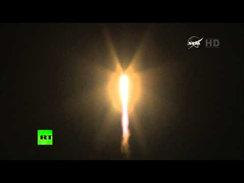SpaceX's Dragon blasts off to International Space Station