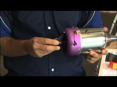 Jet Engine Models Model Gas Turbine Jet Engine