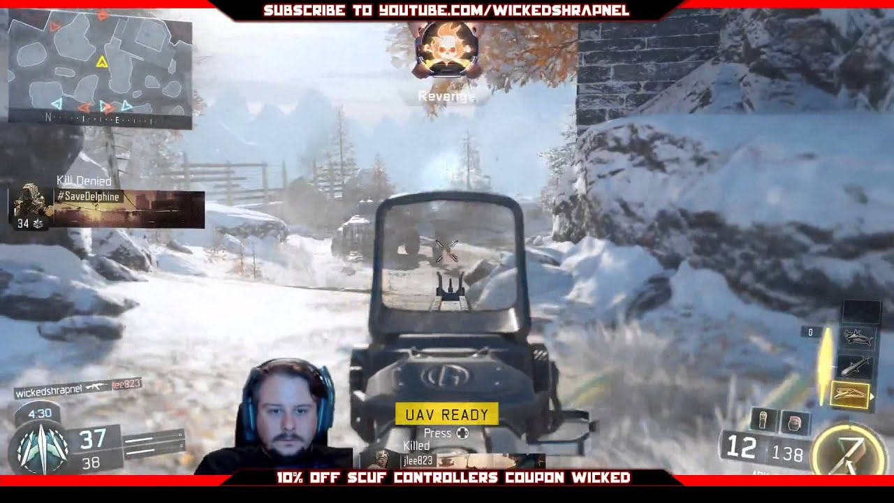 Best PC Player EVER! Black Ops III Kill Confirmed